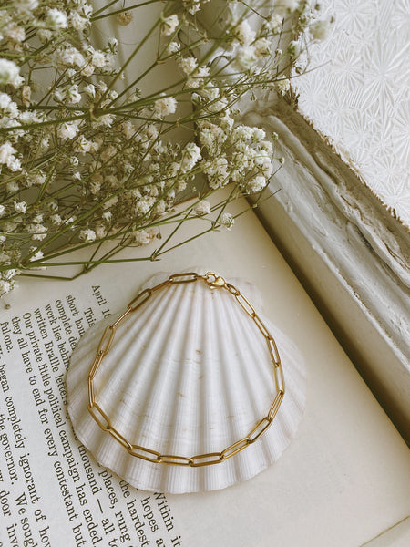Dainty Gal Stacking Bracelet - Gold Plated