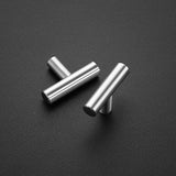 "15 Pack 2 Inch Cabinet Pulls Brushed Nickel Stainless Steel Kitchen Cupboard Handles Cabinet Handles 2""Length"