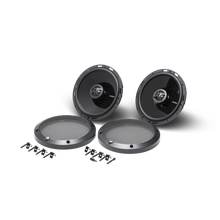 "Punch 6.5"" 2-Way Full Range Euro Fit Compatible Speaker P1650"