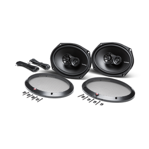 "PRIME 6""X9"" 3-WAY FULL-RANGE SPEAKER R169X3"