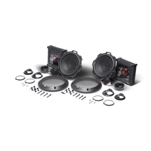 "Power 5.25"" 2-Way Component System T152-S"