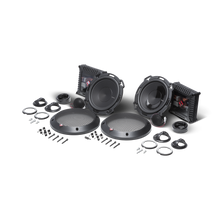 "Power 6.50"" 2-Way Euro Fit Compatible Component System T1650-S"