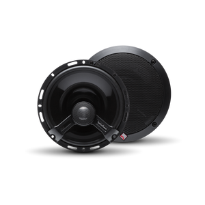 "Power 6.5"" 2-Way Full Range Euro Fit Compatible Speaker T1650"
