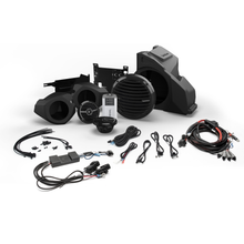 RIDE COMMAND INTERFACE, FRONT SPEAKER AND SUBWOOFER KIT FOR SELECT POLARIS RZR MODELS RZR14RC-STAGE3