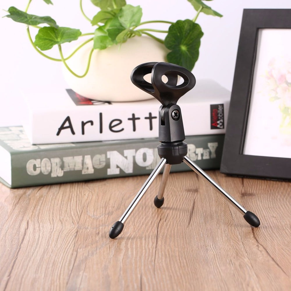 Adjustable microphone holder/tripod  the outback18 the outback18