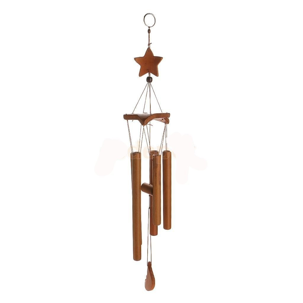 Star Bamboo Wind Chimes