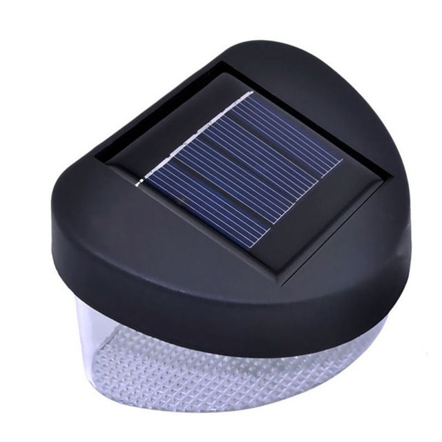 Solar Fence Path Lamp Light