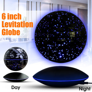 Floating Galaxy Globe with 360 degree rotation