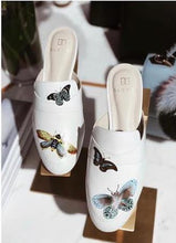 Load image into Gallery viewer, ALEPLE BUTTERFLIES MULES PRE-ORDER