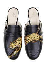 Load image into Gallery viewer, ALEPEL LEOPARD MULES PRE-ORDER