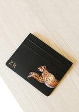 Load image into Gallery viewer, ALEPEL LEOPARD CARDHOLDER PRE-ORDER