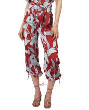 Load image into Gallery viewer, MAUI BURGUNDY PANTS SET