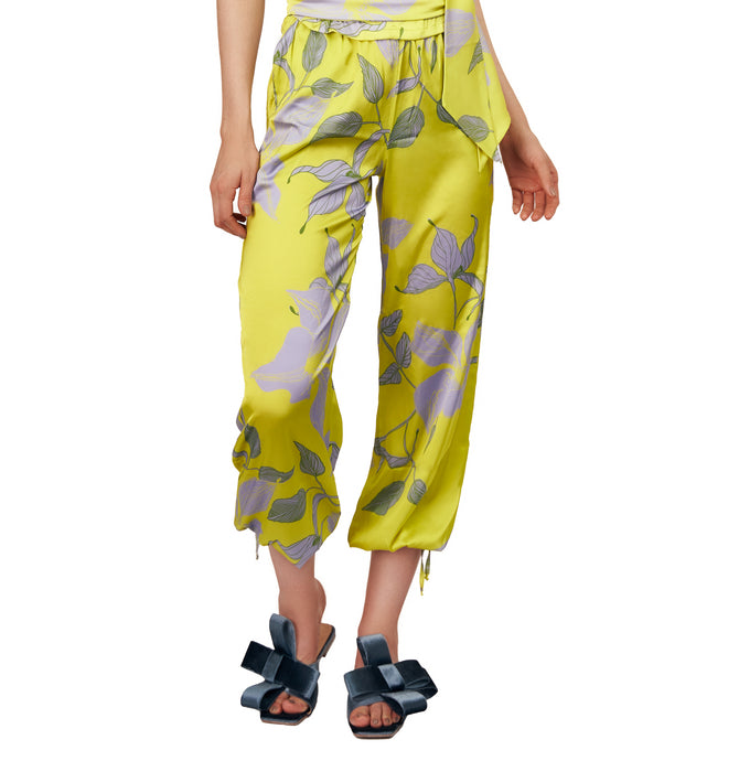 DOMINICA LIMEGREEN PANTS