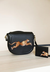 ALEPEL CROSSBODY LEOPARD BAG PRE-ORDER