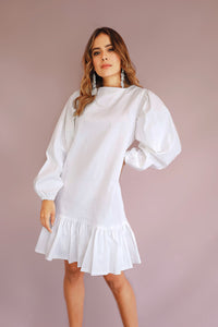 LULU WHITE DRESS