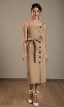 Load image into Gallery viewer, HEMERA TAN DRESS