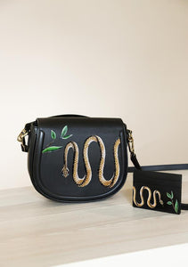 ALEPEL CROSSBODY SERPENT BAG PRE-ORDER