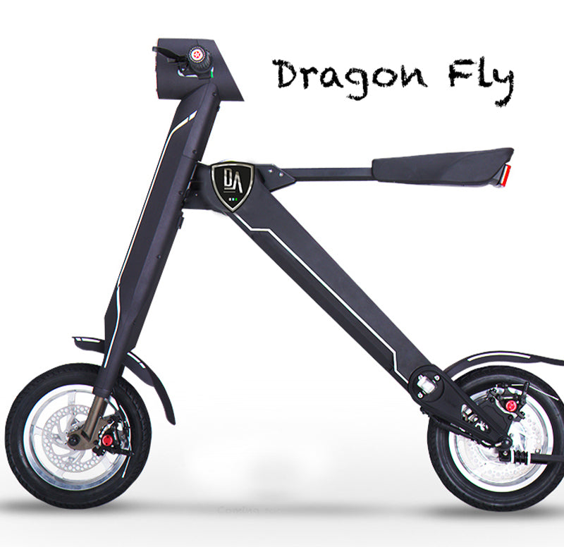 The Dragon Fly eScooter