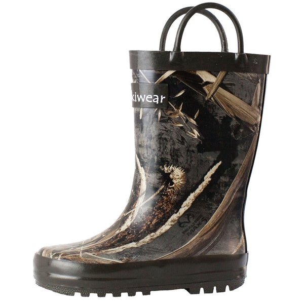 Oaki - Loop Handle Boots, Realtree MAX-5® Camo
