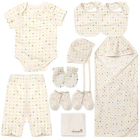 WithOrganics-Organice Baby 10 Piece Gift Sets