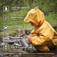 Jan & Jul - Arctic | Puddle-Dry Waterproof Rain Suit