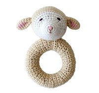 Cheengo Hand Crocheted Rattle