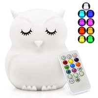 LED Nursery  Night Lamp