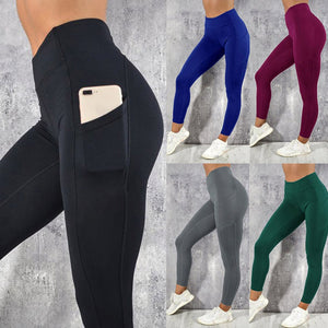Solid Workout Leggings