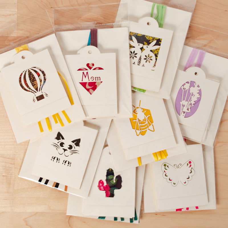 Gift Tags: Pack of 6