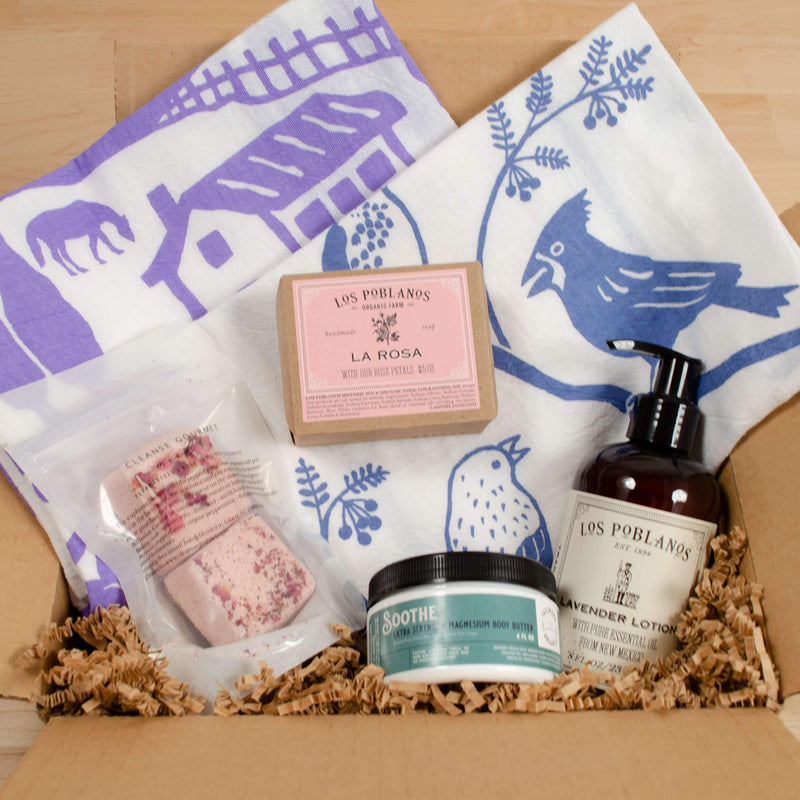 Mother's Day: Spa Deluxe Gift Box