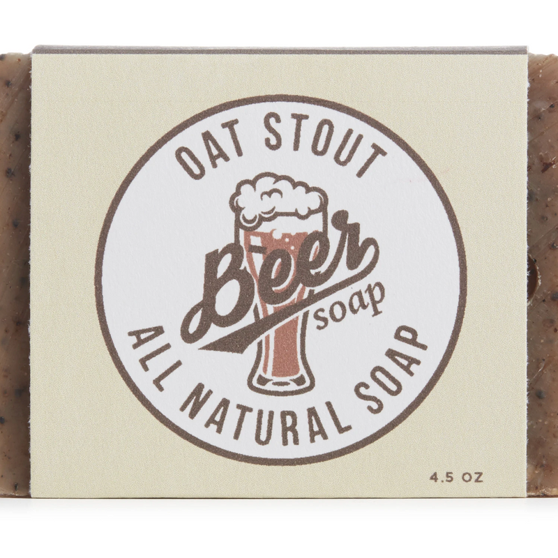 Oat Stout Soap