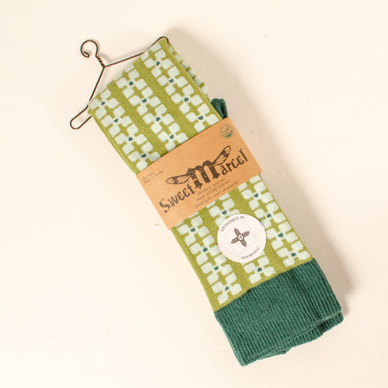 Sweet Marcel - Women's Knee High Socks