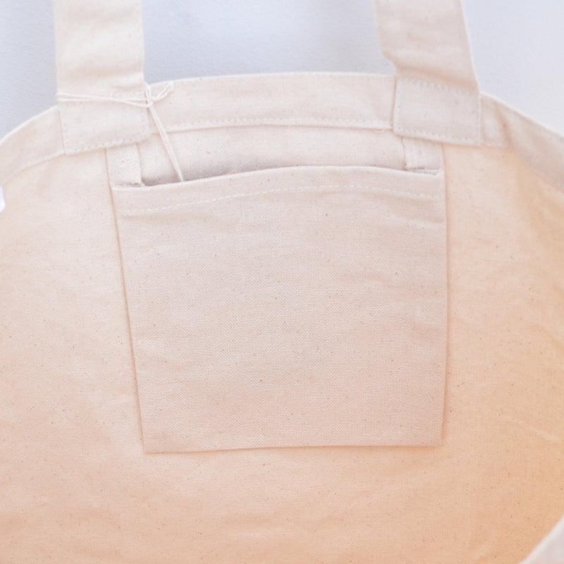 Kei & Molly Tote Bag Pocket
