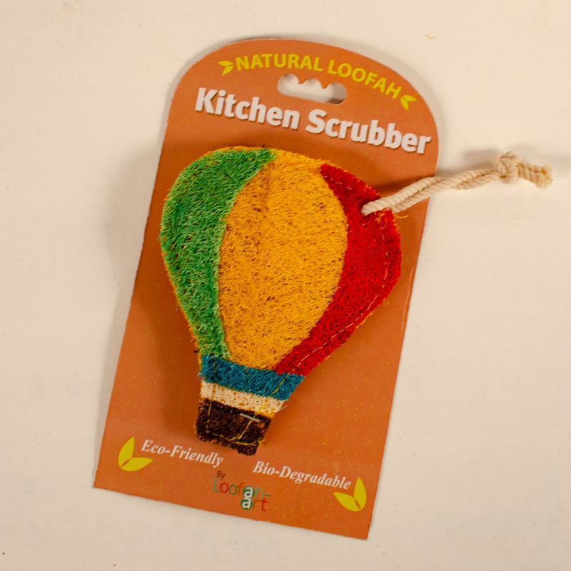 Kei & Molly Greetings From New Mexico Bundle Balloon Kitchen Scrubber