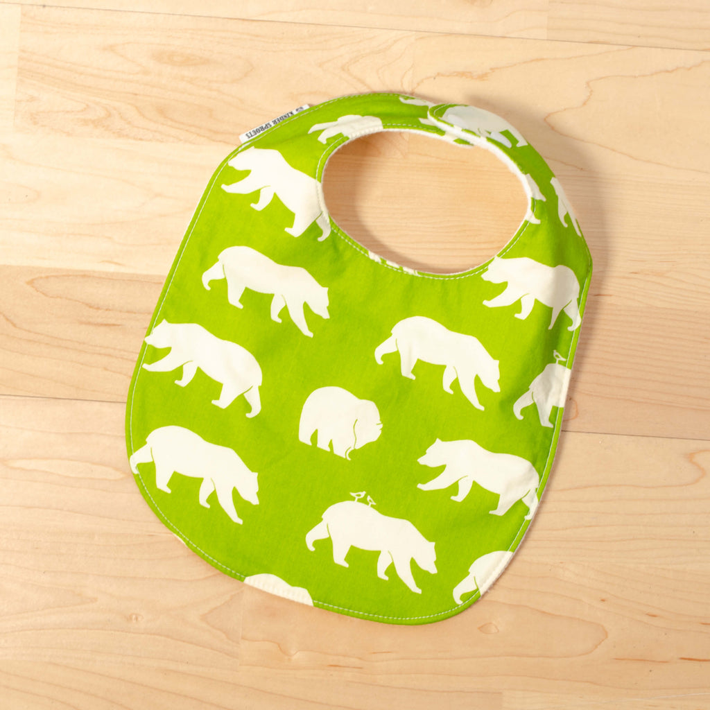 Kinder Sprout Bear Bib