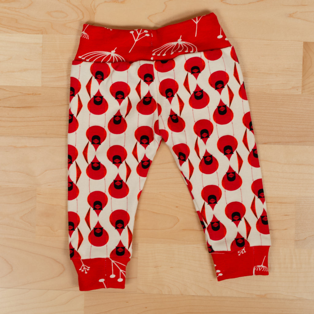 Leggings: Charlie Harper Cardinals