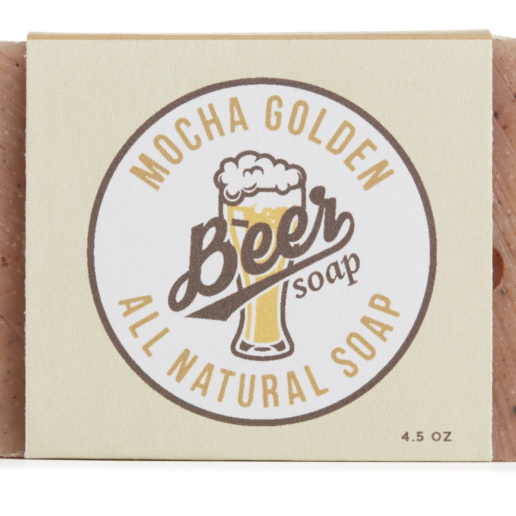 Mocha Golden Soap