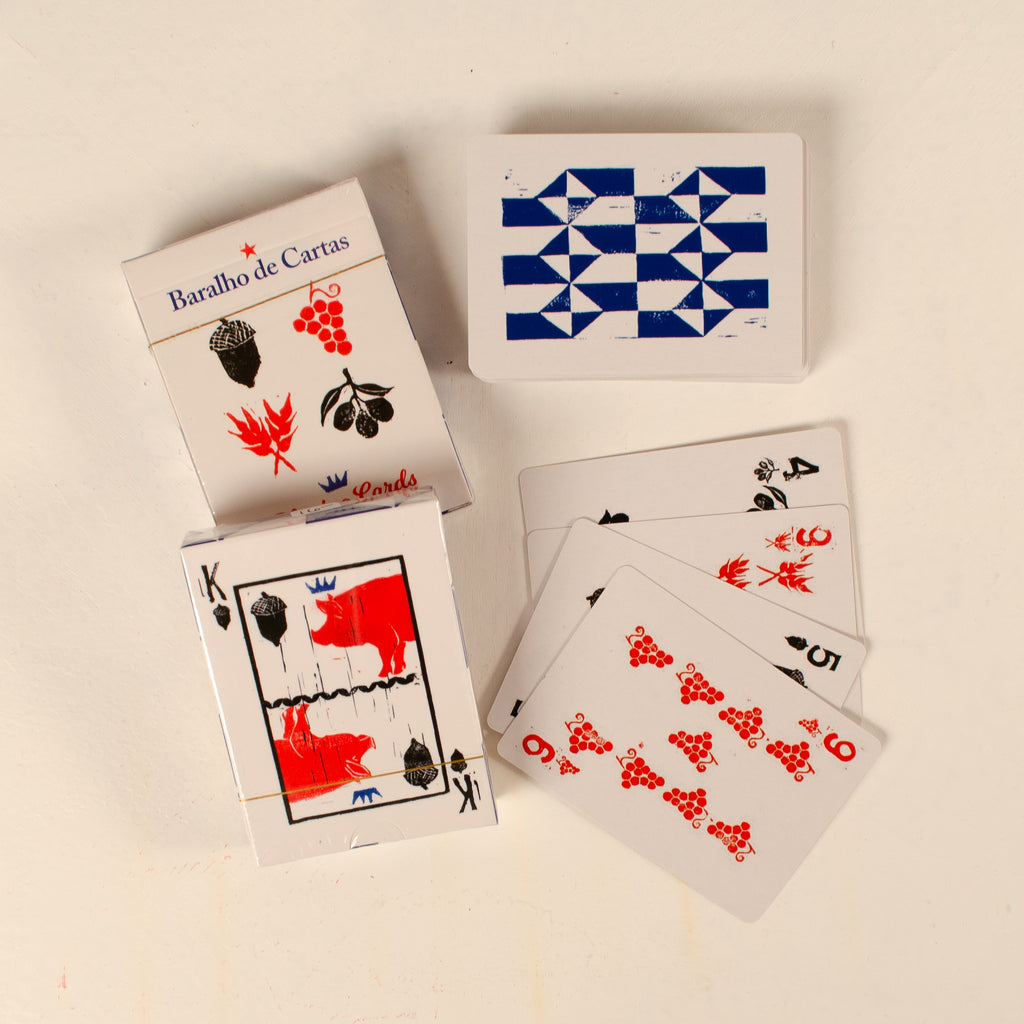 Portuguese Playing Cards