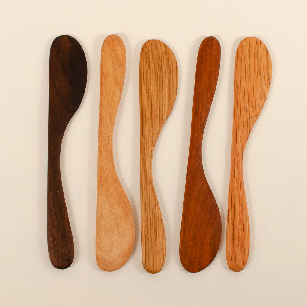 Wooden Spreaders
