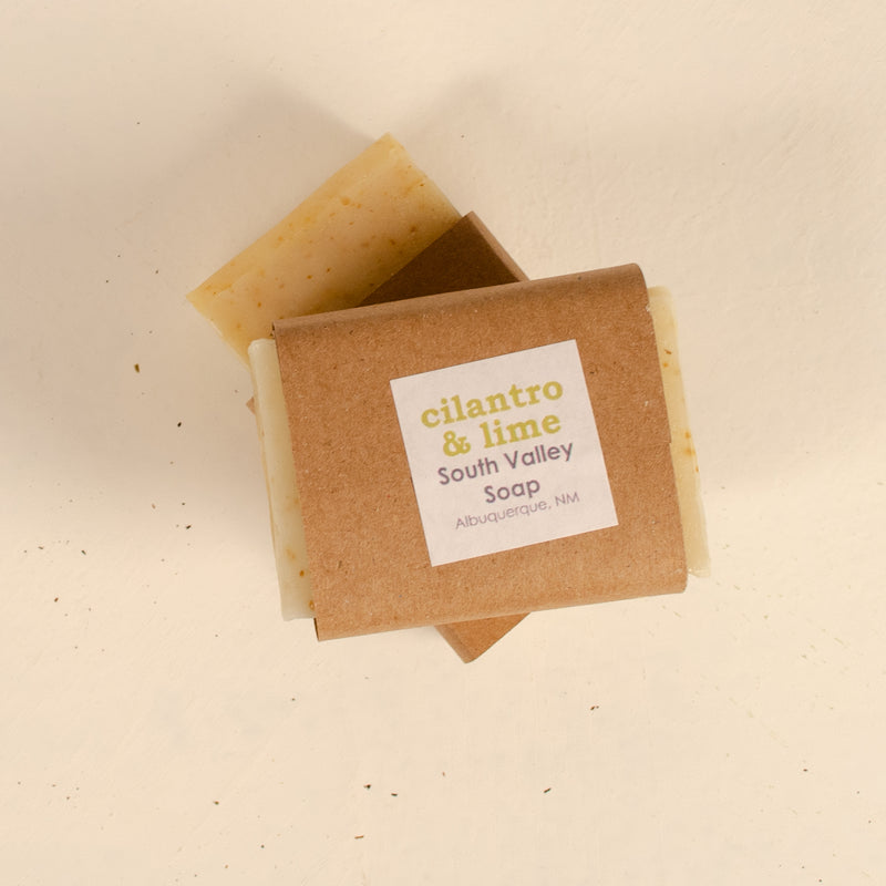 Cilantro & Lime Soap