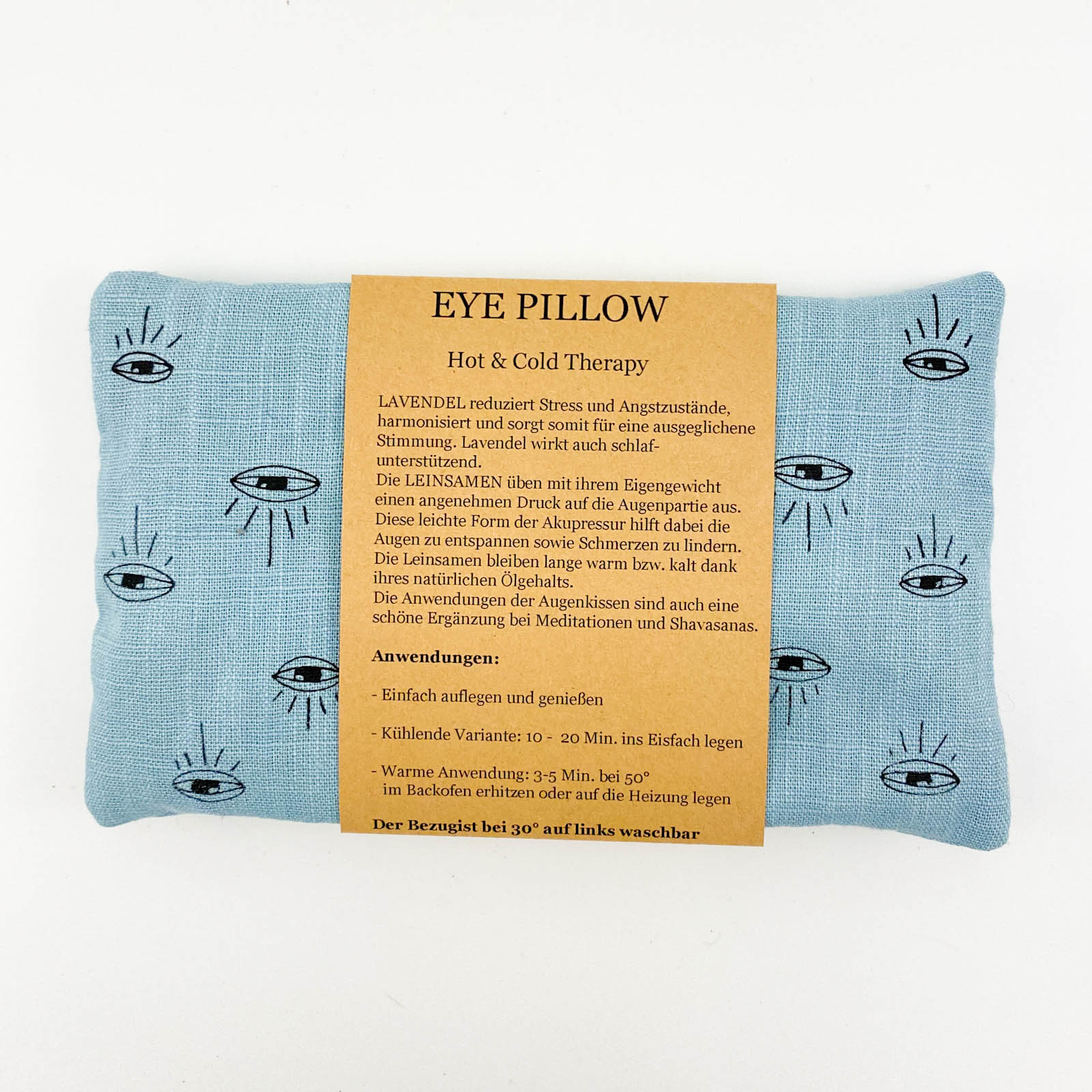 Eye Pillow - Dans La Rue