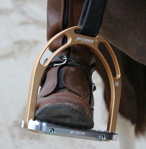 Jin Anatomic Stirrups