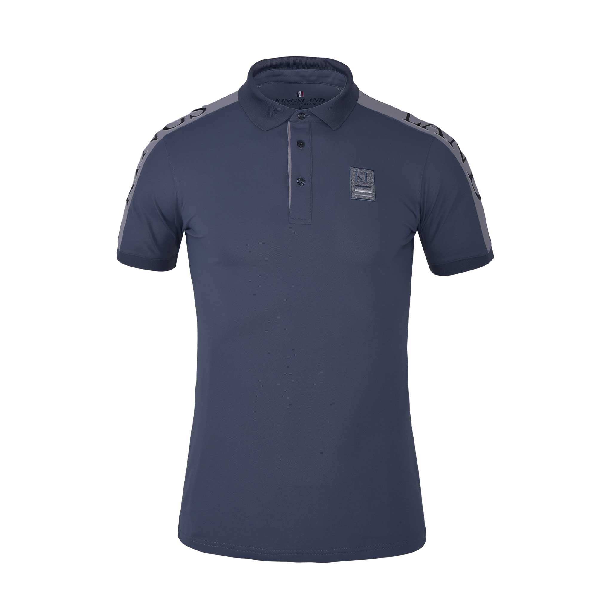 Kingsland Tanana polo shirt - Blue Ombre