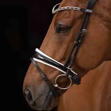 PS of Sweden - Boss Patent/White Bridle