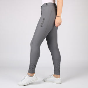 Pikeur - Jeska Breeches - Knee Grip - Grey