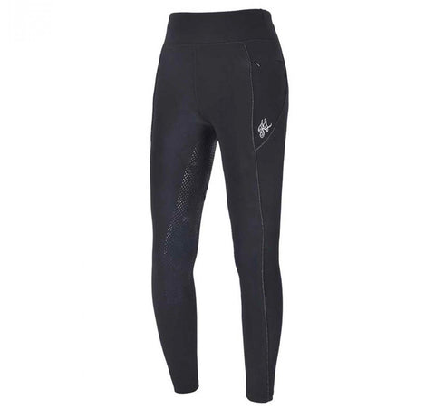 Kingsland Katinka full seat leggings winter - Black