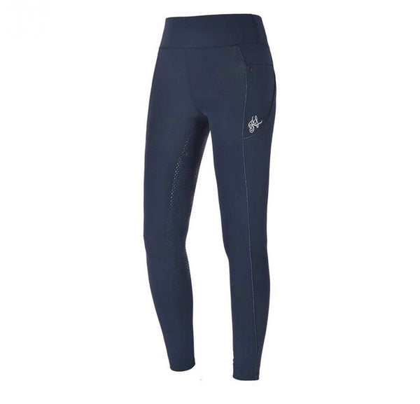 Kingsland Katinka full seat leggings - Navy