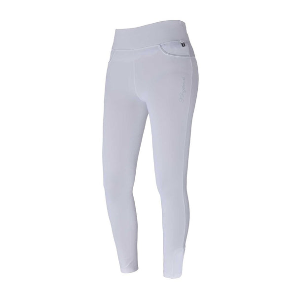 Kingsland Katinka full seat leggings (Summer weight) - White