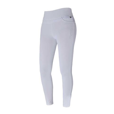 Kingsland Katinka full seat leggings - White