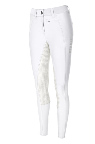 Pikeur - Jeska Breeches - Knee Grip - White